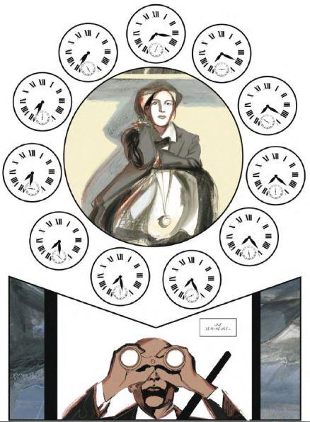 À la dérive horloges