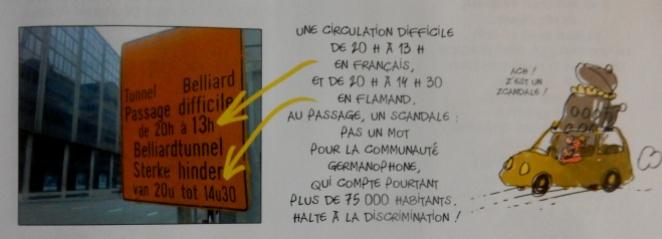 Comment devenir belge Dal Jannin Michel Lafon Jungle extrait