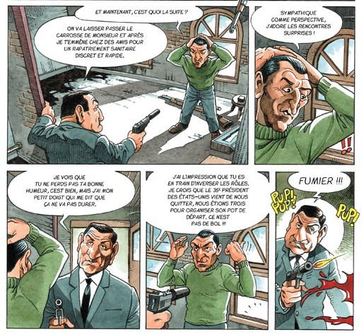 Les aventures de Raoul Fracassin Chanoinat Loirat Jungle p3