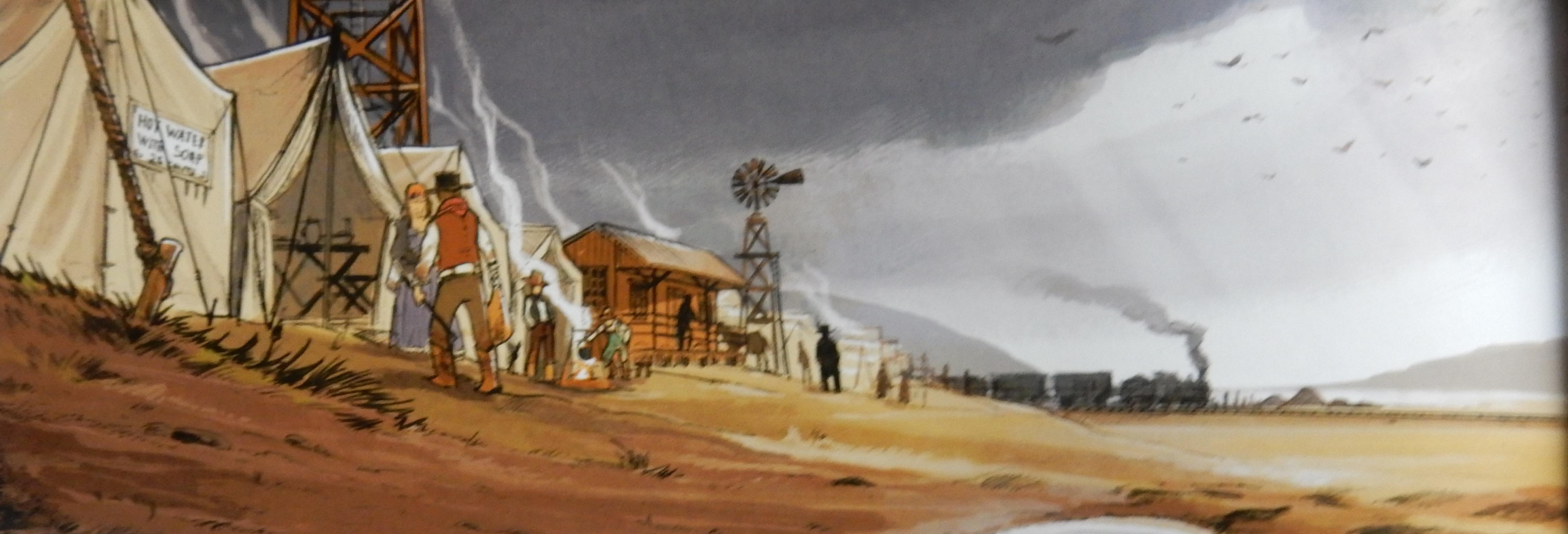 L'héritage des taironas De Cock Beauverger De la Ruqerie Tome 1 Dupuis Nevada
