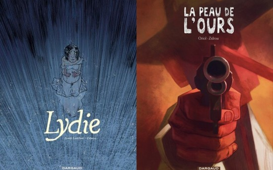Lydie Peau de l'ours