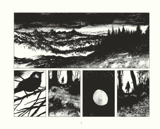 Le Rapport de Brodeck - Tome 1 - L'autre - Manu Larcenet - Dargaud - Intro