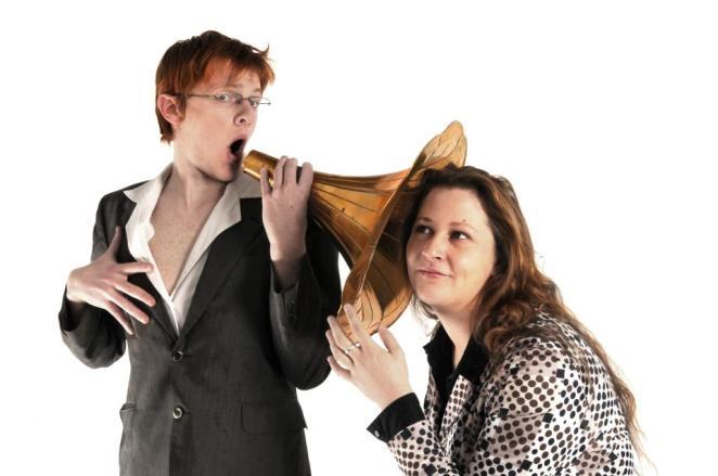 Jules et Jo Pouvoir aux roux duo
