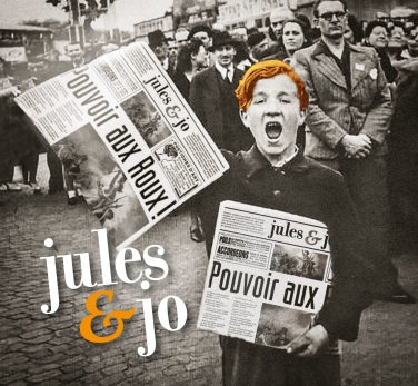 Jules et Jo Pouvoir aux roux