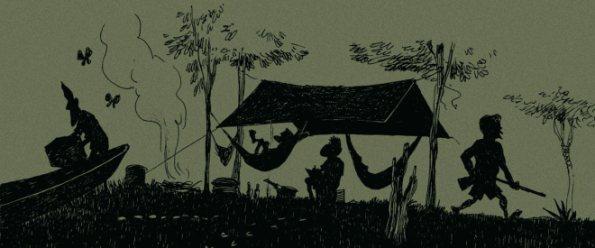 Manuel de la Jungle Nicoby Joub Copin Dupuis cabret