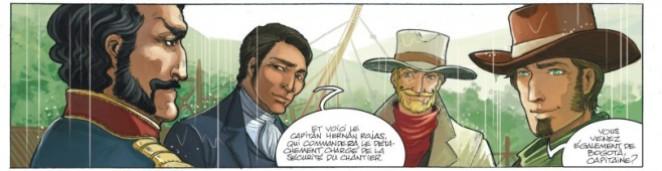 Monde Ancien - L'héritage des Taironas - de la Ruquerie Beauverger De Cock - Dupuis - Planche 5
