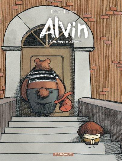 Alvin - Hautière - Dillies - Tome 1 - Couverture