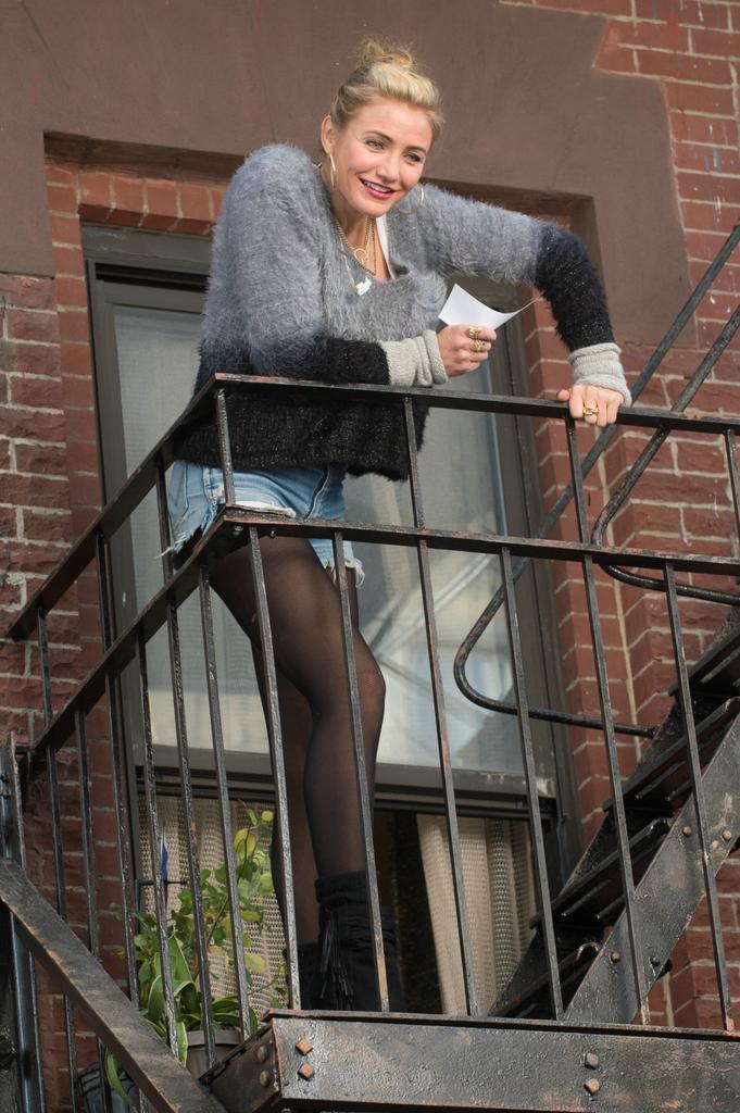 Annie - Will Gluck - 2014 - Cameron Diaz - Miss Hannigan