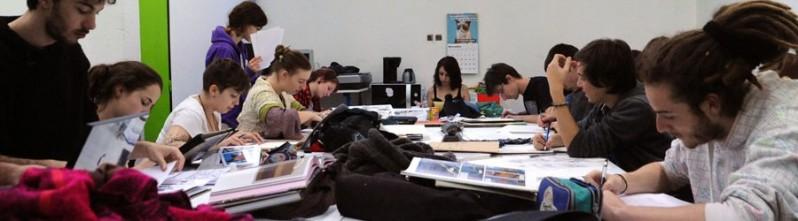 Ecole Pivaut - étudiants
