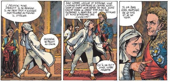 La bataille- Rambaud - Richaud - Gil - Intégrale - Napoléon Berthier