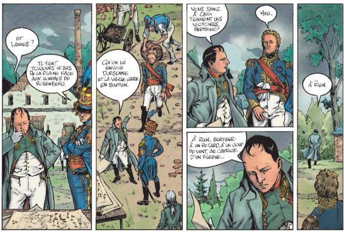 La bataille- Rambaud - Richaud - Gil - Intégrale - Vous savez à quoi tiennent les victoires