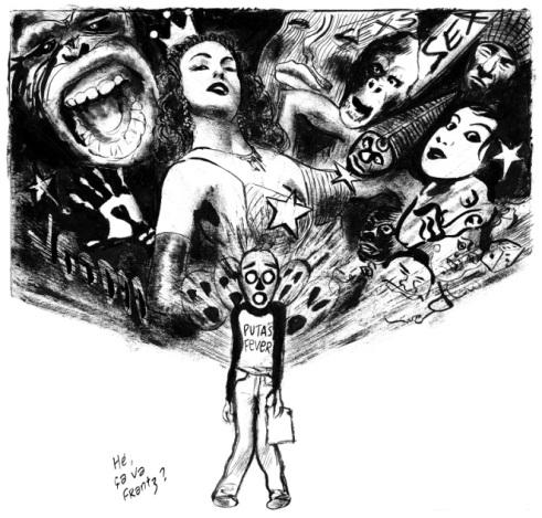La main heureuse - Duchazeau - Casterman - Arte- rêve
