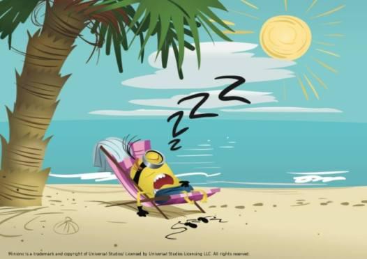 Les Minions - Ah-Koon - Collin - BD - vacances
