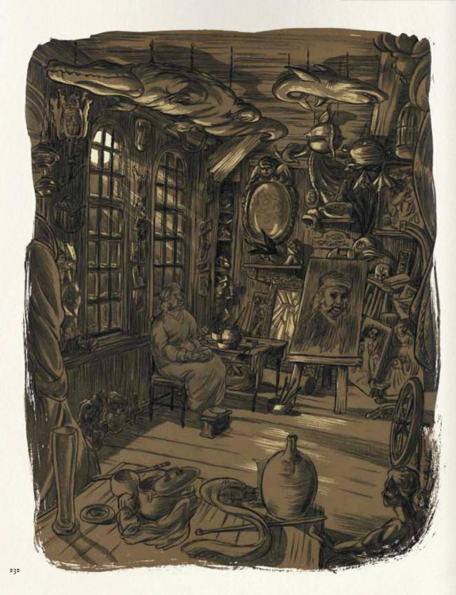Rembrandt - Typex - Casterman -atelier 2