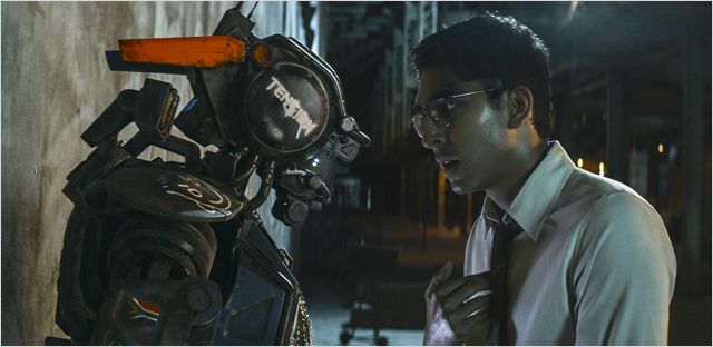 Chappie - Neil Blomkamp - Dev Patel