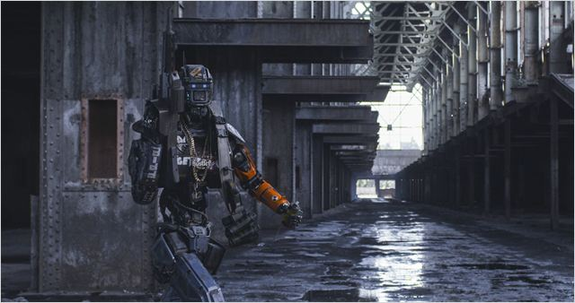 Chappie - Neil Blomkamp - robot