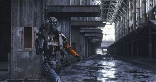 Chappie - Neil Blomkamp - robot
