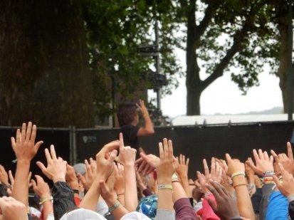 Festival Les Ardentes 2015 - Liège - Dimanche - Nekfeu (26)