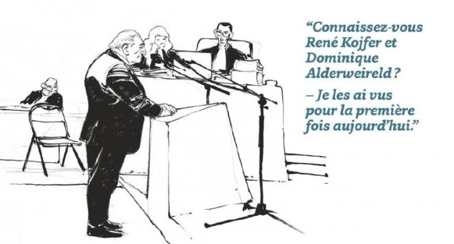 Le Procès Carlton - Robert-Diard - Boucq - Le Lombard - Dominique Strauss Khan