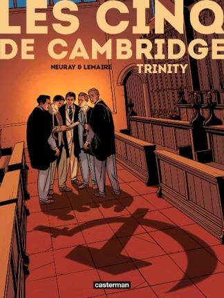Valérie Lemaire - Interview - Les cinq de Cambridge (1)