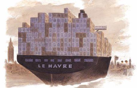 Au-delà des mers - Alain Kokor - Le Havre