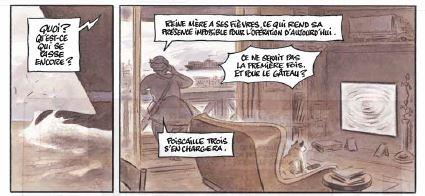Au-delà des mers - Alain Kokor - opération