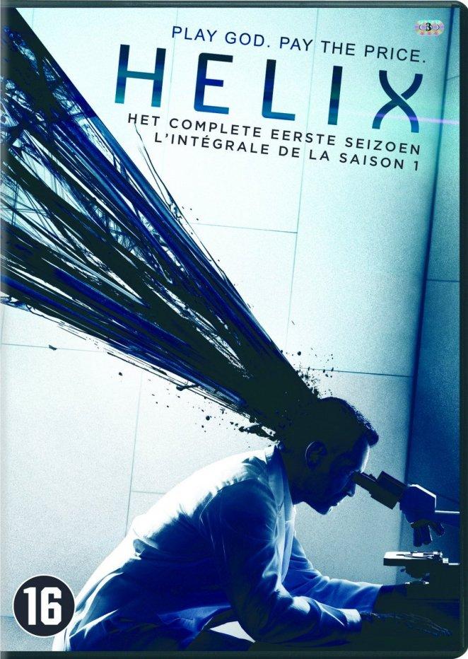 Helix Season 1 - coffret dvd - Sony Pictures