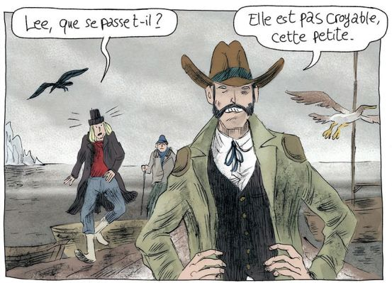 Les Royaumes du nord - tome 2 - Melchior - Oubrerie - Lee