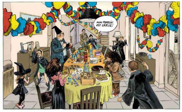 L'indivision - Zidrou - Springer - anniversaire