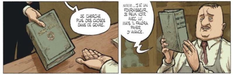 Stern - Frederic & Julien Maffre - Moby Dick