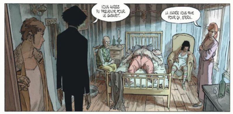 Stern - Frederic & Julien Maffre - Mort
