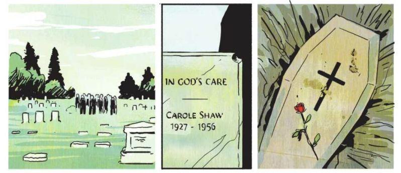 Chicagoland -Ellory - Colin - Goerg - enterrement