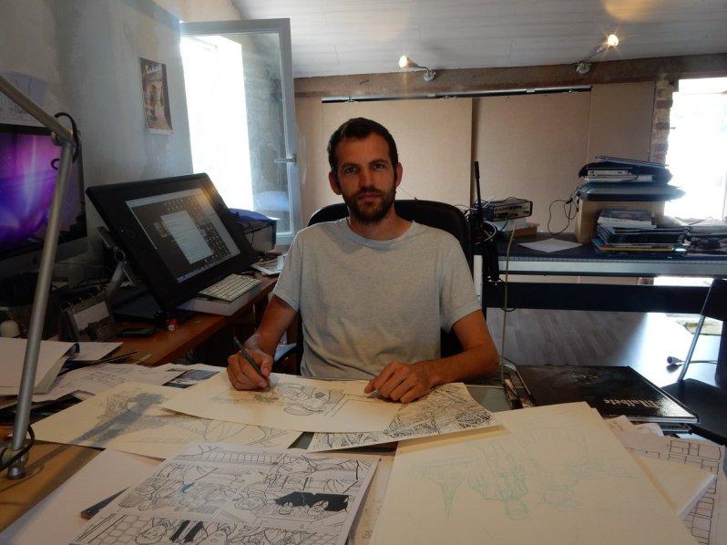 Hamo - reportage - atelier - BD (12)