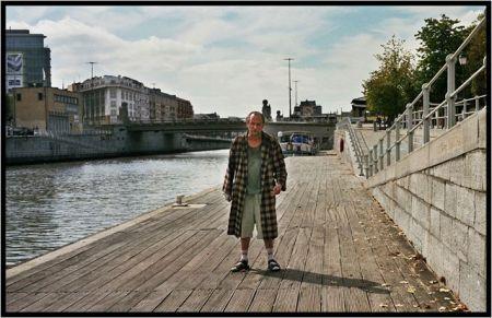 Le tout nouveau testament - Jaco van Dormael - Benoît Poelvoorde quai