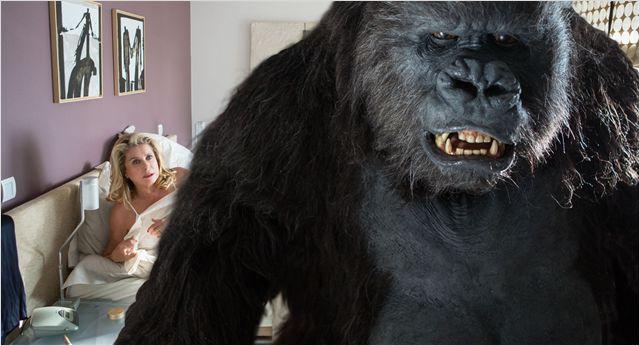 Le tout nouveau testament - Jaco van Dormael - Catherine Deneuve Gorille