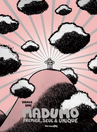 Madumo - Fabrice Erre - Vide Cocagne - Couverture