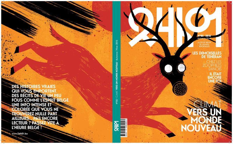 24h01 - Octobre - couverture - Numéro 5