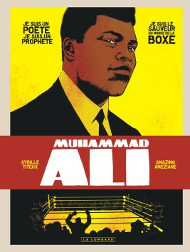 Ameziane - Titeux de la Croix - Muhammad Ali -Couverture
