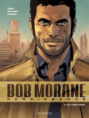 Bob Morane Renaissance - Tome 1 - Couverture