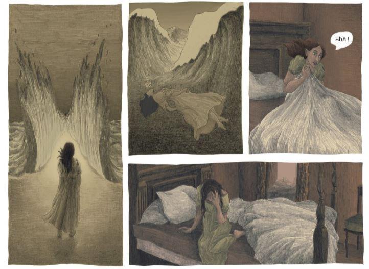 Helene V - La fille des cendres - Tome 1 - rêve