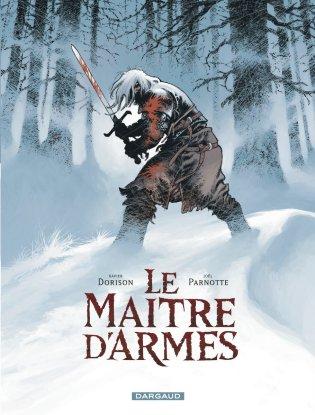 Le maître d'armes - Dorison - Parnotte - Couverture