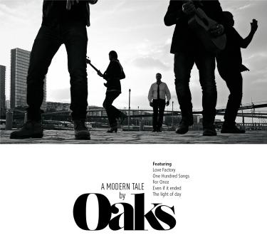 Oaks - Modern Tale - album - chronique - concours