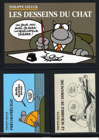 Philippe Geluck - Le Chat fait des petits - intérieur