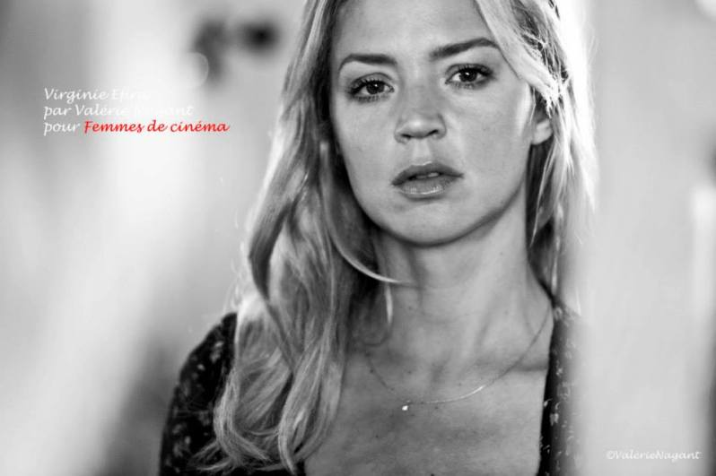 Valérie Nagant - Ces femmes du cinéma belge - Virginie Efira