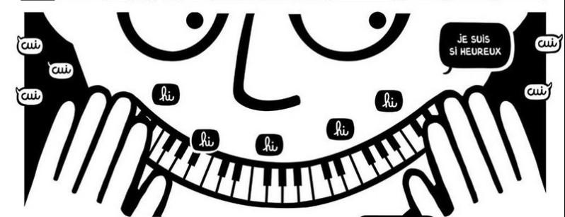 Zeina Abirached - Piano Orientale - Sourire Piano