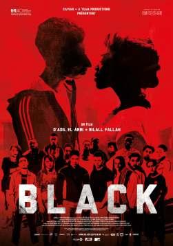 Black - Adil El Arbi - Billal Fallah - AFfiche