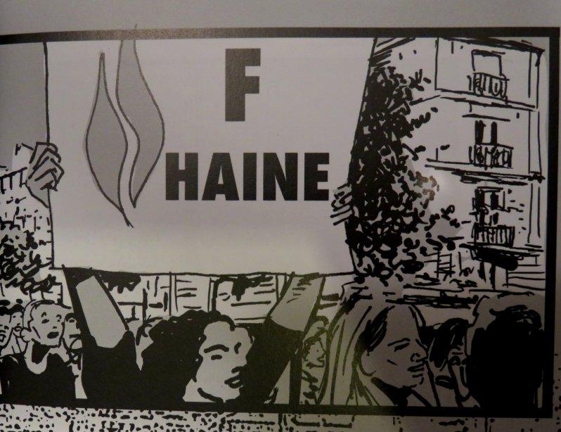 La présidente - Boudjellal - Durpaire - F Haine