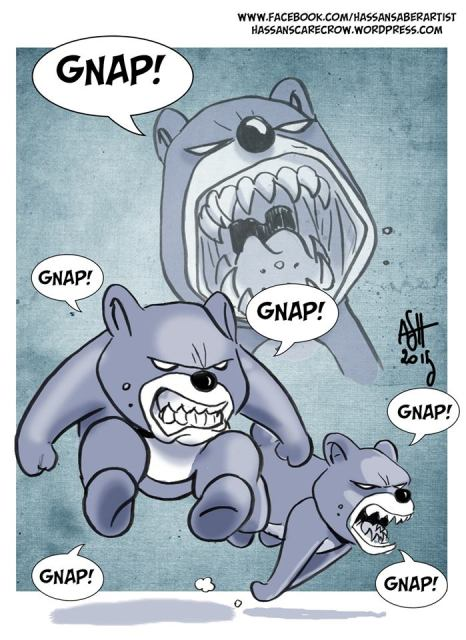 Ozville - Coel - Saber - bad teddy