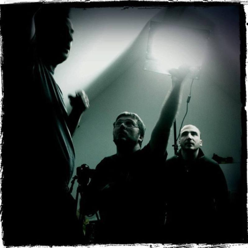 Uchronia - Christophe Goffette - tournage