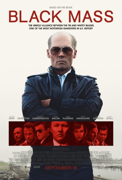 Black Mass - Johnny Depp - SCott Cooper
